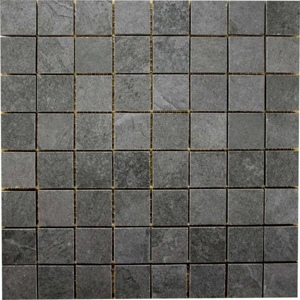 Rio Square (3.75x3.75) 30x30cm Black Matt R11