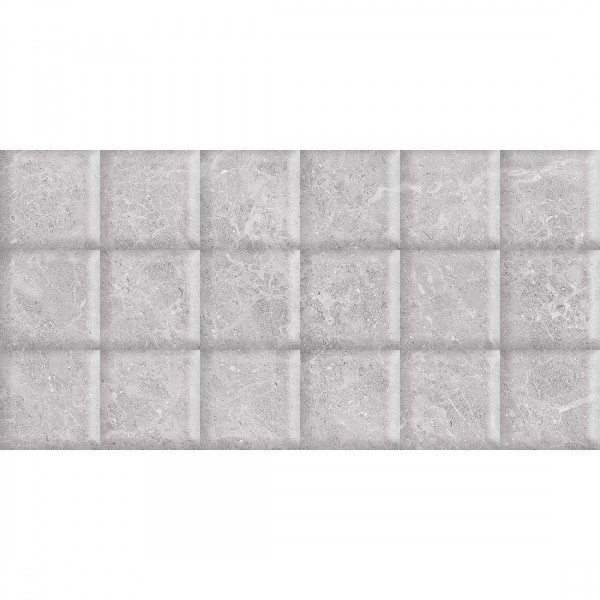Breccia Jazz Decor 30x60cm Grey Gloss