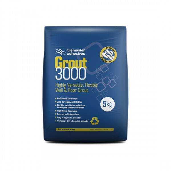 TileMaster Grout 3000 (Charcoal)